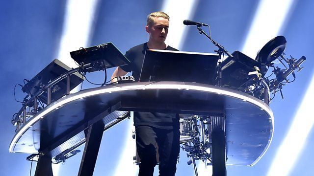 Disclosure at Reading Festival 2016/Photo Credit: BBC