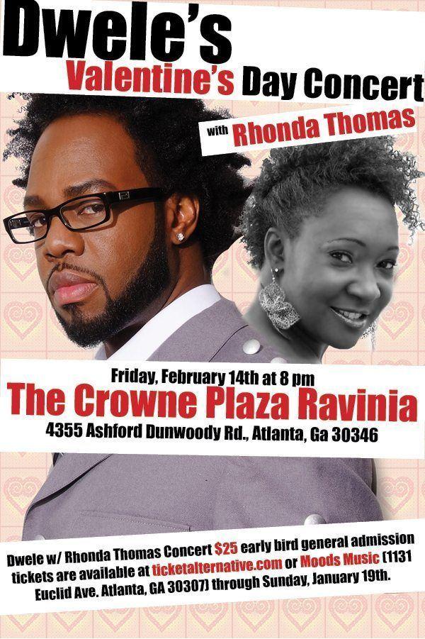 Dwele/Rhonda Thomas Event
