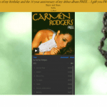 "Carmen Rodgers – 10 Year Anniversary of Debut Project ""Free"" (Free Download)"