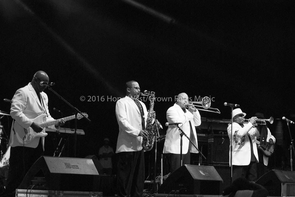 ConFunkShun at Wolf Creek Funk Series