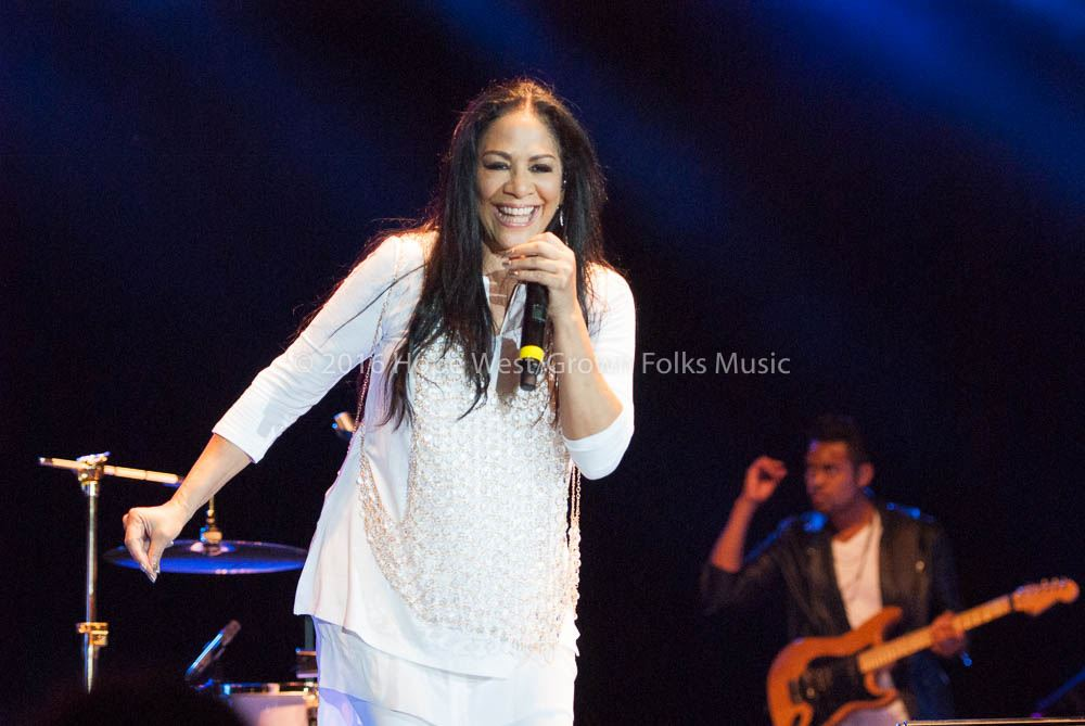 Sheila E. at Wolf Creek Funk Series