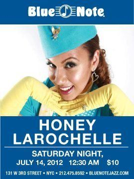 Live Shows: Honey LaRochelle Comes Home to NYC July 14