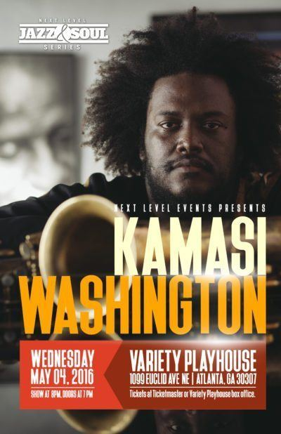 KamasiWashingtonPoster