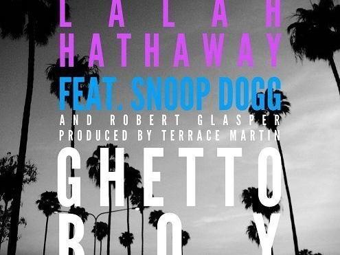 Lalah Hathaway Little Ghetto Boy feat. Snoop