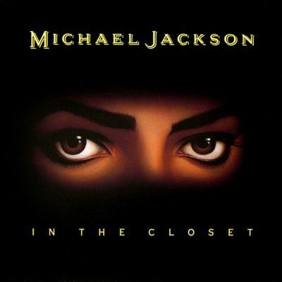 Michael Jackson In The Closet