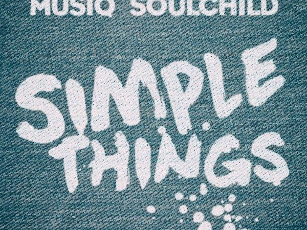 Musiq Soulchild Simple Things Cover