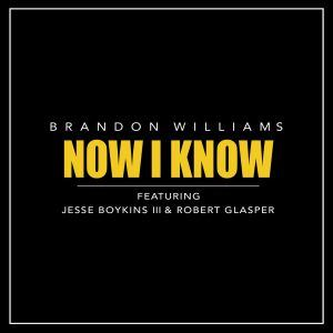 "New Music: Brandon Williams ""Now I Know"" ft. Jesse Boykins III & Robert Glasper"