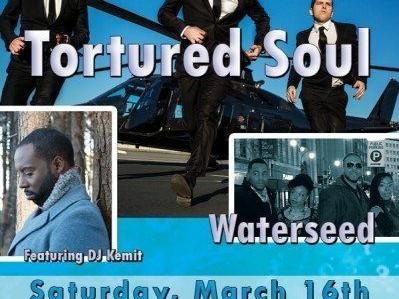 Tortured Soul Waterseed DJ Kemit