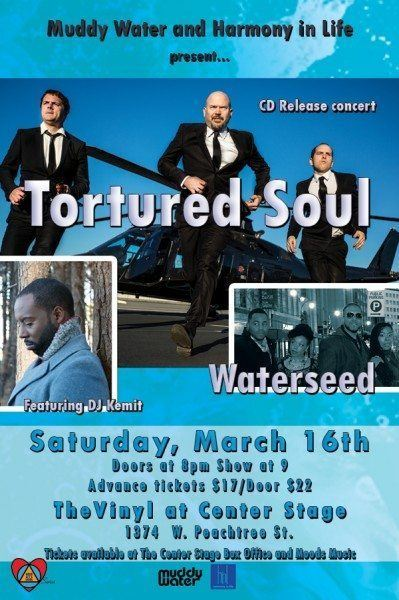 Tortured Soul Waterseed DJ Kemit