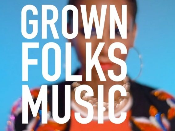 Vivian Green Grown Folks Music