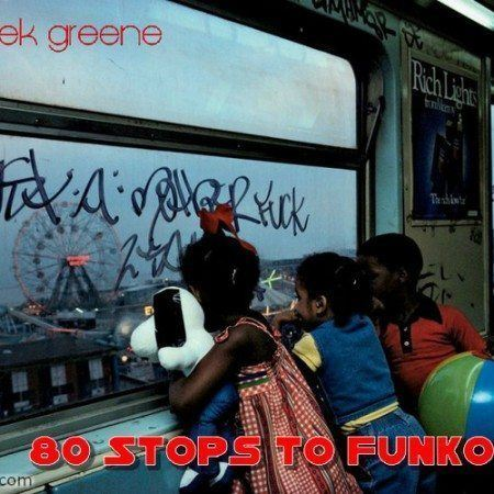 Speek Greene- 80 Stops To Funkoland