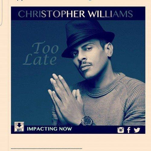 christopher williams 2015