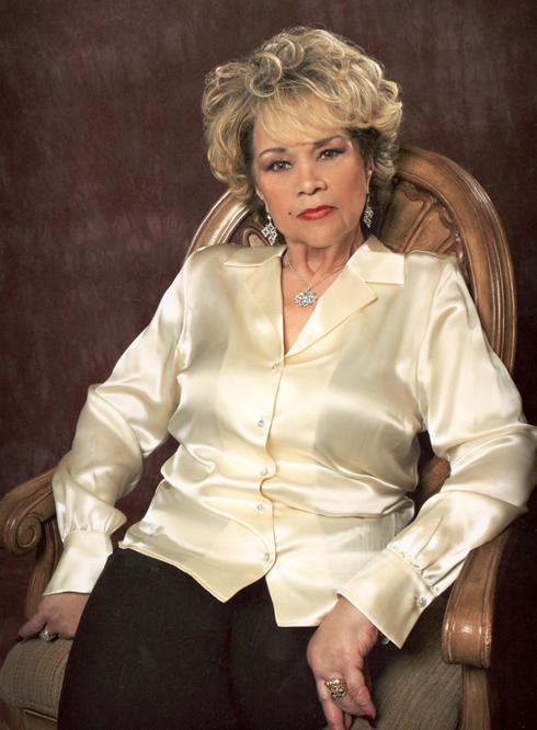 Recent Etta James glamour shot