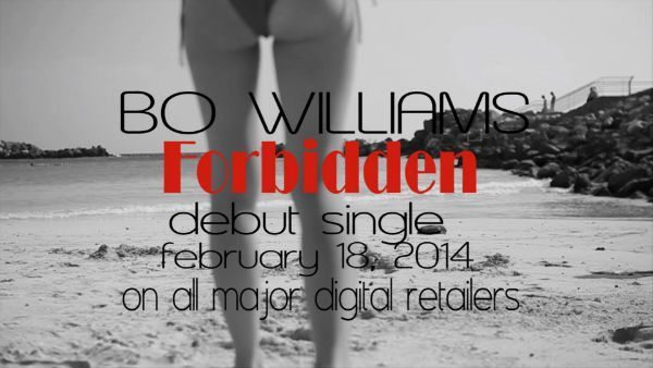 "New Music: Bo Williams – ""Forbidden"""