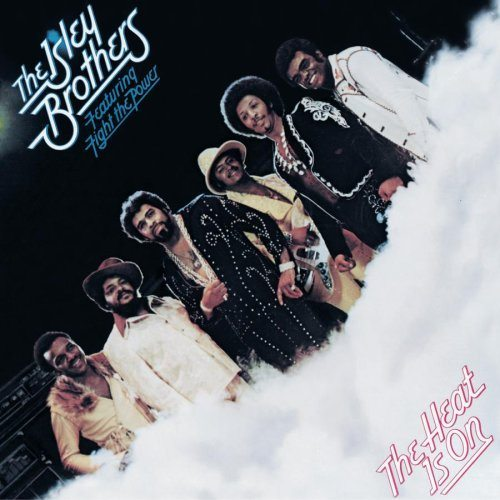isley-brothers-album-the-heat-is-on