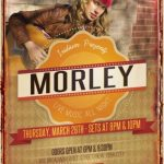 Live: Morley at The Iridium Jazz Club March 28th